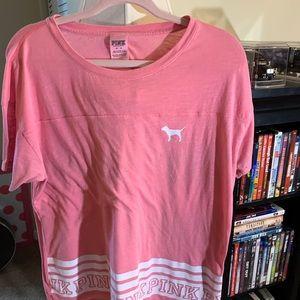 Bright pink SS Pink Brand shirt